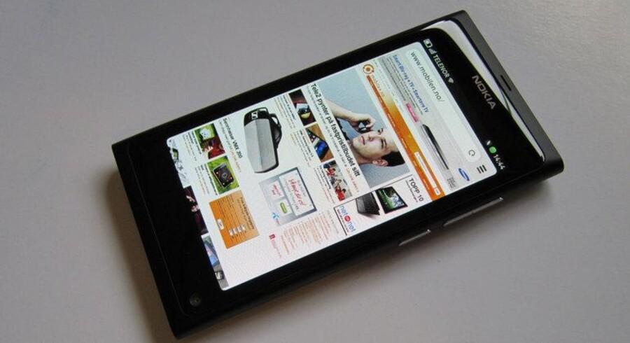 N9 er den første smartphone med operativsystemet Meego - og højst sandsynligt også den sidste.