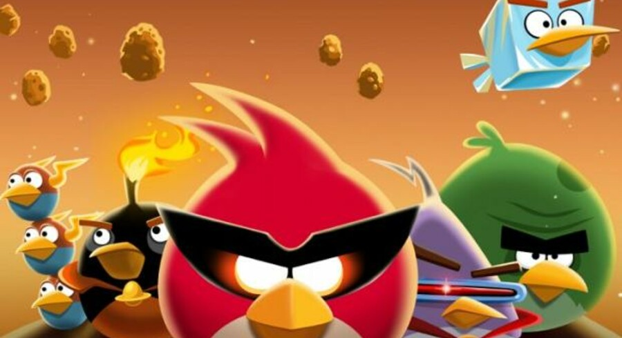 Angry Birds Space har nået 10 millioner downloads