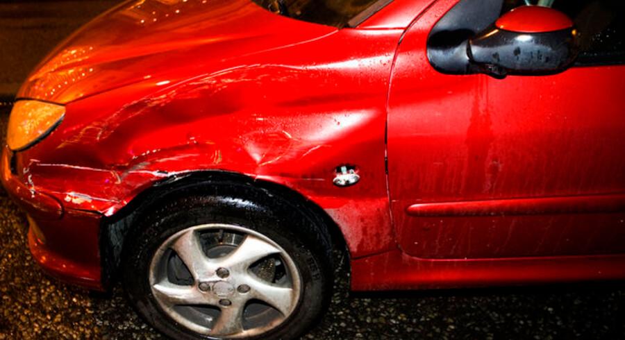 Når uheldet er ude, er man som regel glad for forsikringen.