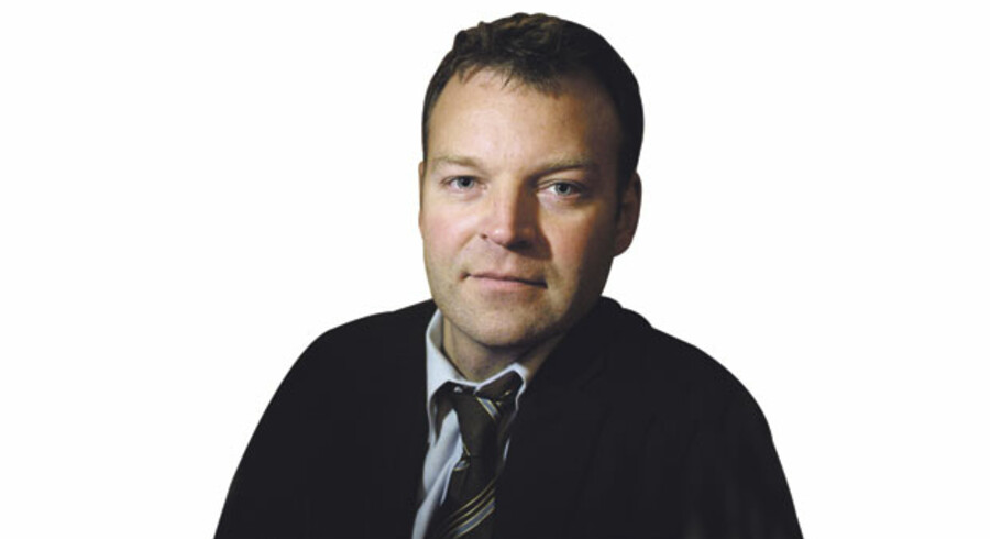 Michael Valentin, Direktør, Akademikernes A-kasse