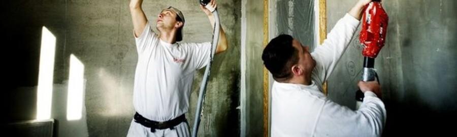 Polske håndværkere i København under byggeboomet
