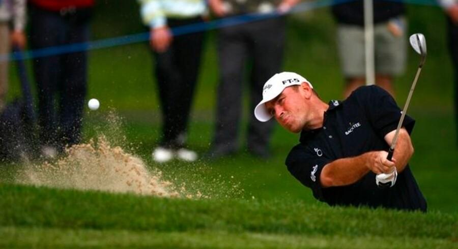 Den danske golfspiller Thomas Bjørn har sat sin pragtvilla i England til salg.