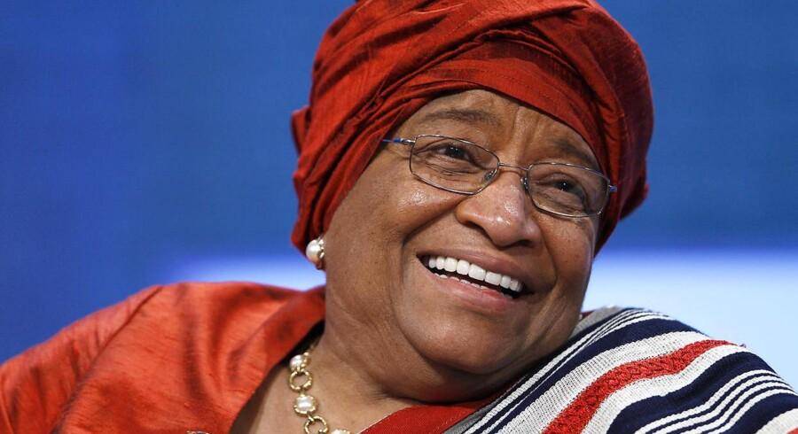 Nobelprisvinder Ellen Johnson Sirleaf burde bandlyses fra magten i 30 år, konkluderede kommissionsrapport i 2009.