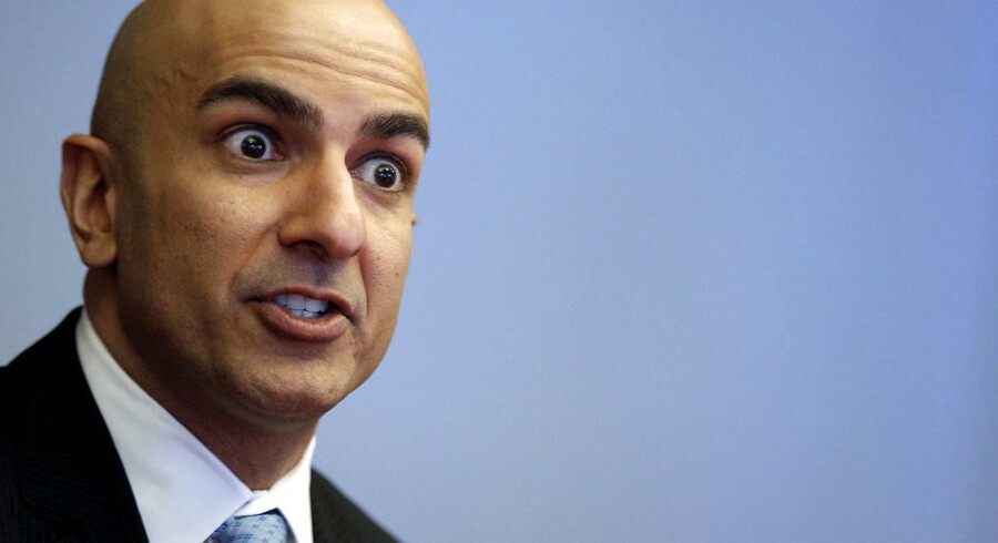 Minneapolis Fed-formand Neel Kashkari