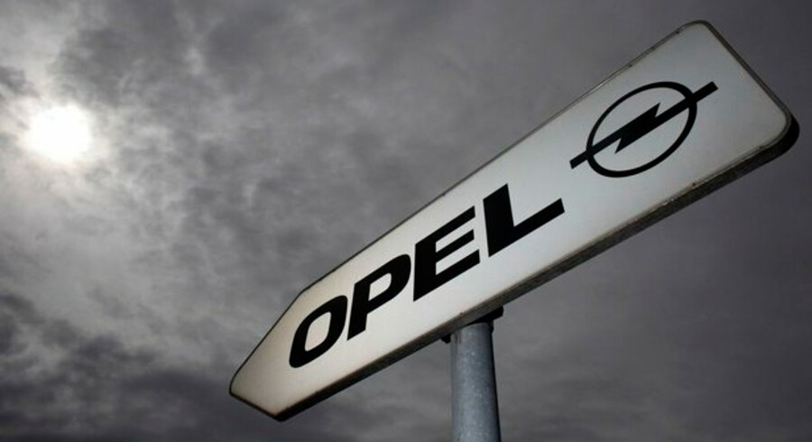 Skæbnedag for tyske Opel. Usikkerhed om fremtiden.