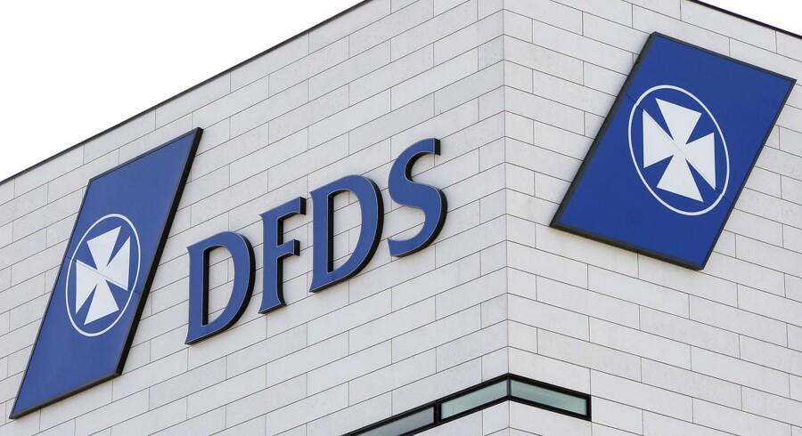 Ved udgangen af tredje kvartal var DFDS' gæld på 2,0 gange EBITDA, hvilket også ventes at være niveauet ved årets udgang.