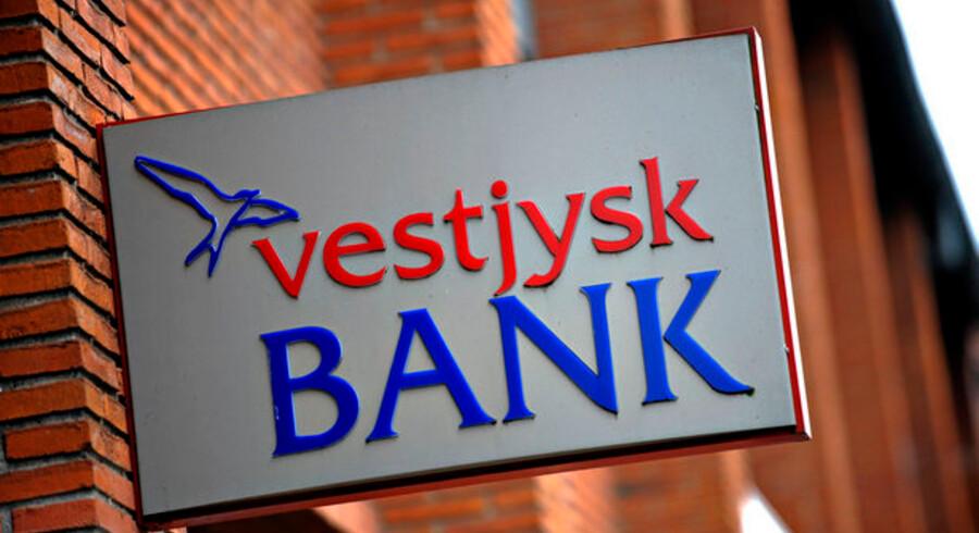 Vestjysk Bank tager et solidt gebyr for at slippe din SP-opsparing.