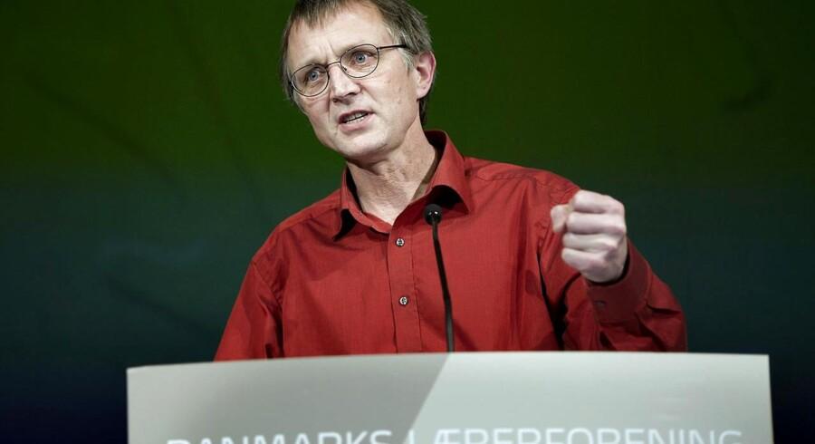 Anders Bondo Christensen fra Danmarks Lærerforening.
