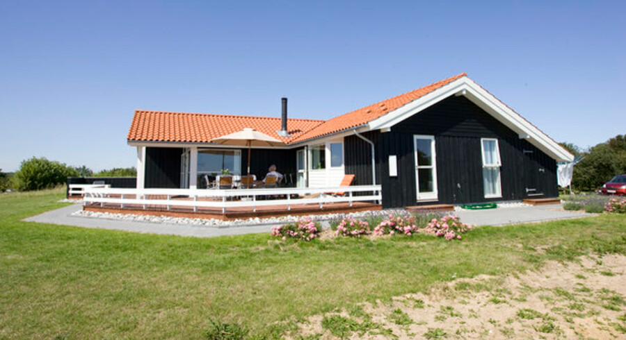 Sommerhuse er den boligtype, det tager længst tid at sælge i øjeblikket.