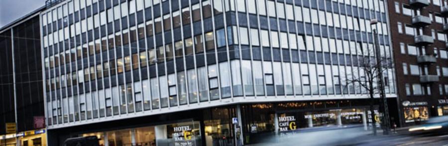 Poul Bøjer blev oprindelig ansat af den daværende chef Jesper Jørgensen, som i sidste uge var aktuel i en tvangsauktion over dette hotel i Nyropsgade – en af de største nogensinde.