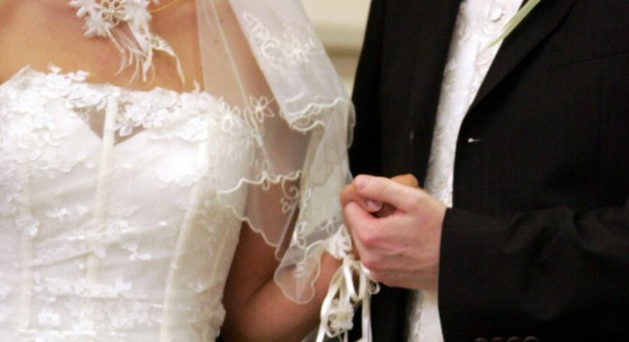 Vil du gifte dig med mig - og give mig dit fradrag i mellemskatten, skat?