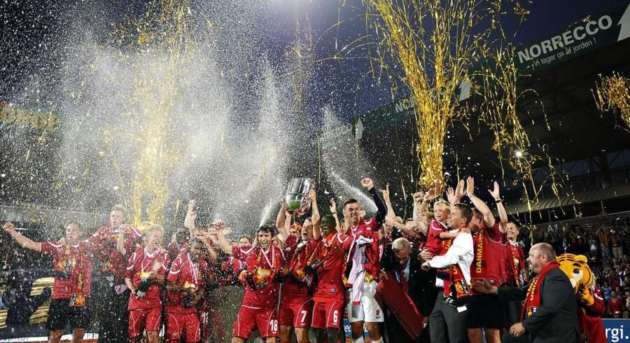 FC Nordsjælland tjener 150 millioner, fordi de som danske mestre kvalificerer sig direkte til Champions League.
