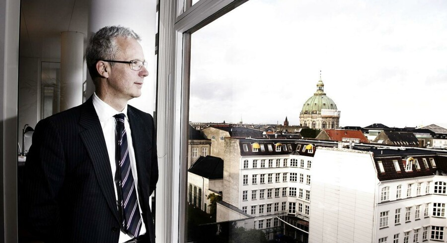 Henrik Bjerre-Nielsen, Finansiel Stabilitet.