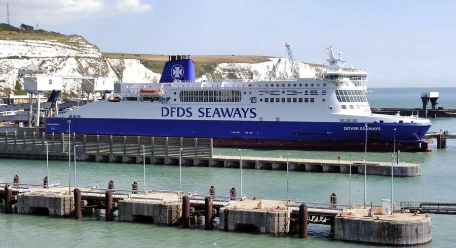 DFDS fastholder forventningerne til 2013.