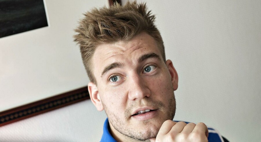 Ender Nicklas Bendtner i FC København allerede til sommer?