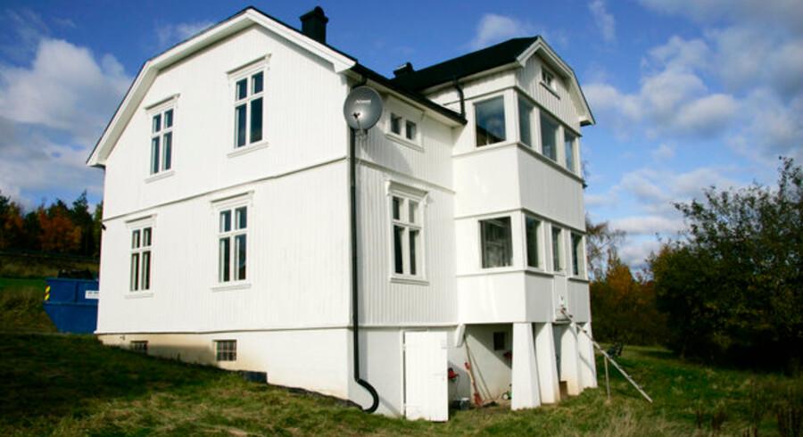 Ejendomsmæglerne oplever, at danskerne har svært ved at få finansieret drømmeboligen.
