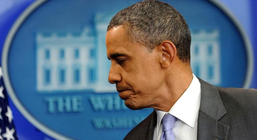 Gældsaftale udstiller rabiate republikanere og skaber usikkerhed om præsidentens lederskab.