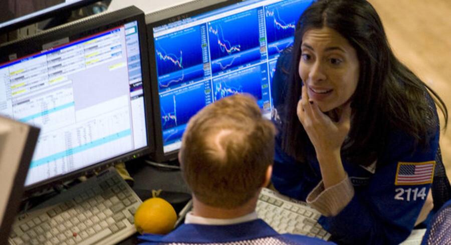 Denne uge kan blive uhyggeligt spændende og temmeligt afgørende for, om aktierne genfinder de positive takter.