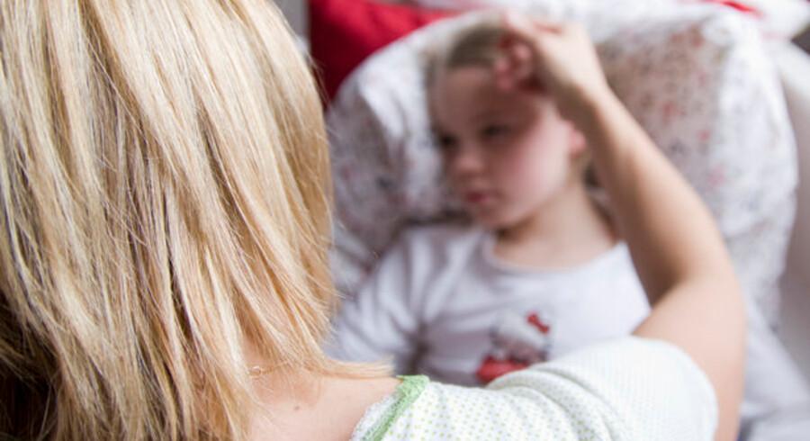 Nu er sygdomsforsikringer til børn også kommet til Danmark.