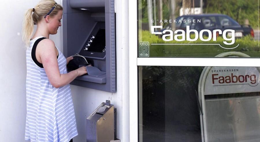 Bestyrelsen i Sparekassen Faaborg anbefaler sine aktionærer at tage imod tilbuddet.