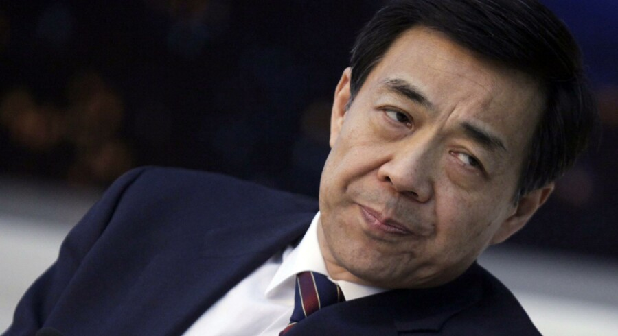 Kinesiske Bo Xilai kan se frem til at få en hård straf for magtmisbrug.