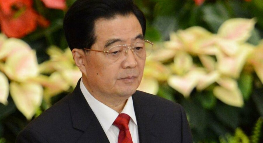 Hu Jintao.