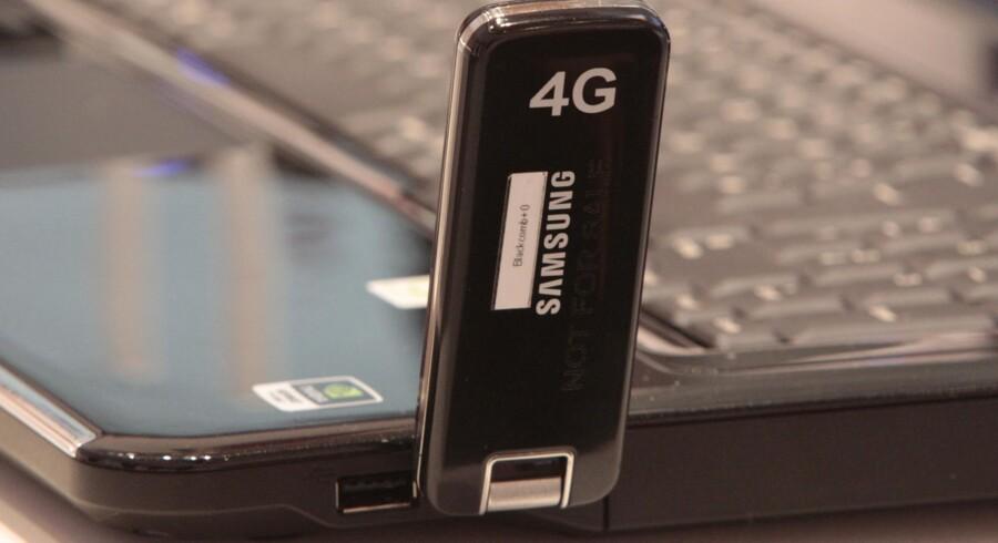 4G-nettet lader venter lidt på sig, da priskrigen måske udsætter auktionen omkring 4G-licenser.
