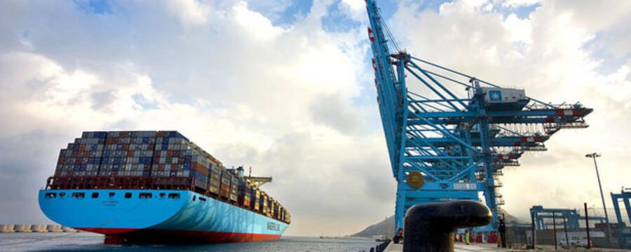 Michael Deleuran, chefen for Network and Product i Maersk Line, kommer med dystre spådomme.