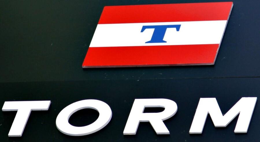 Rederiet Torm sælger fem produkttankskibe til et selskab kontrolleret af Oaktree Capital Management.