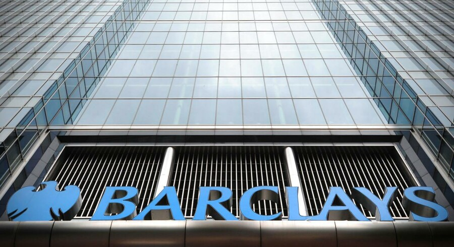 The Barclays bank headquarters is pictured in Canary Wharf in east London, on July 3, 2012. Barclays on Tuesday said that its chief operating officer Jerry del Missier had become the latest high-profile executive to resign over a rate rigging scandal at the British banking giant. The move came hours after Diamond announced he was stepping down over an interbank loan rate scandal. Agius had announced he would quit on Monday. AFP PHOTO / CARL COURT