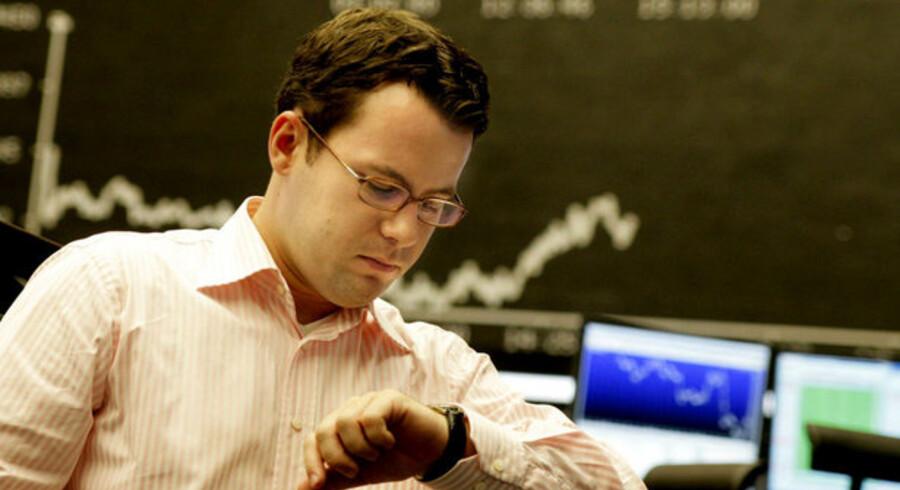 """""""Det kommer til at blive en rutsjetur, mens Wall Street finder ud af, hvad der nu skal ske i den næste del af den økonomiske cyklus,"""" siger J. Stephen Lauck, der er topchef hos Ashfield Capital Partners."""