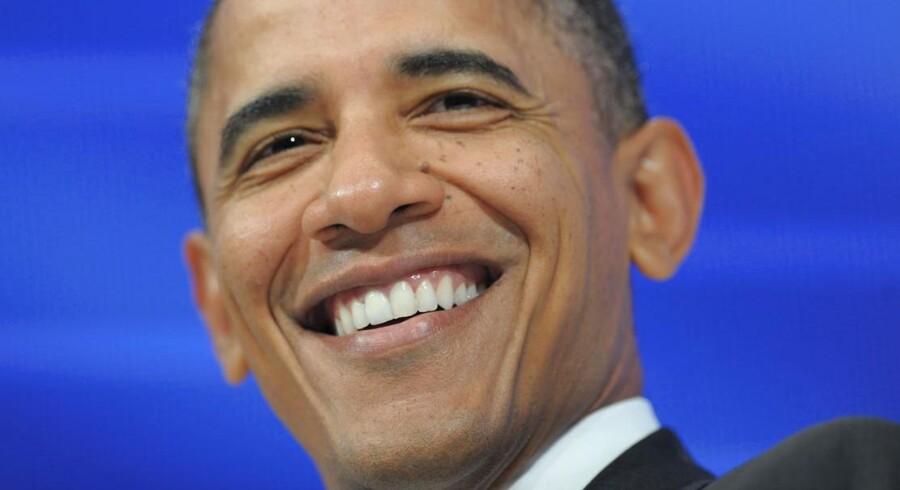 Den amerikanske præsident Barack Obama er tilsyneladende ikke villige til at bruge tvivlsomme tricks, for at holde hånden under økonomien.