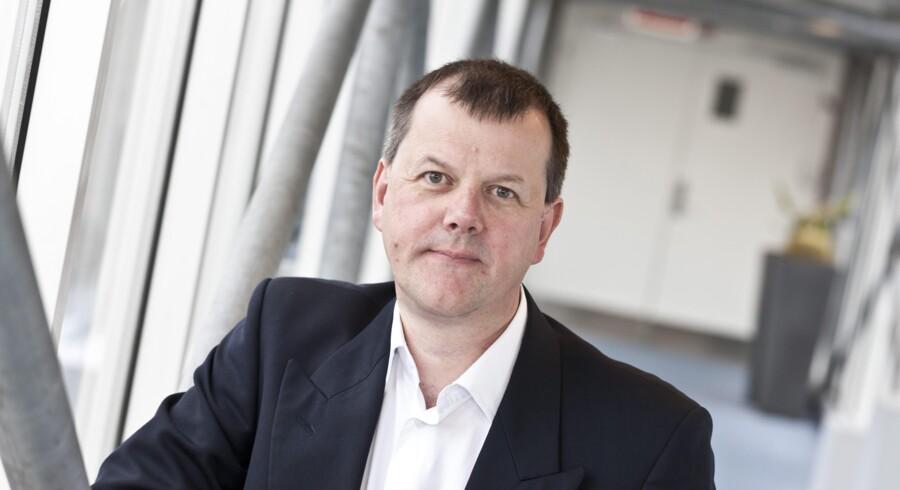 Britiske Mark Wallace er landechef for Maersk Oil i Danmark. Foto: Medvind Fotografi