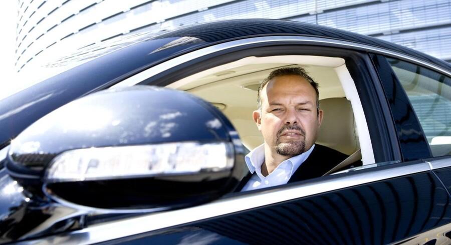 Den tidligere europamester i weltervægt, Hans Henrik Palm var en af de kunder , der var på lønningslisten i Amagerbanken, efter han gik konkurs.