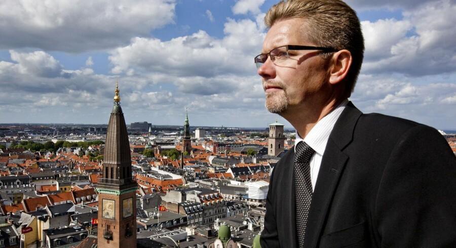 Overborgmester i København, Frank Jensen (S)