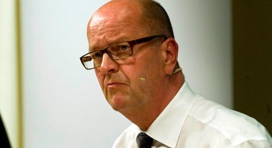 Det kan komme på tale at gøre brug af flere svenske ansatte, siger SAS' adm. direktør Mats Jansson.