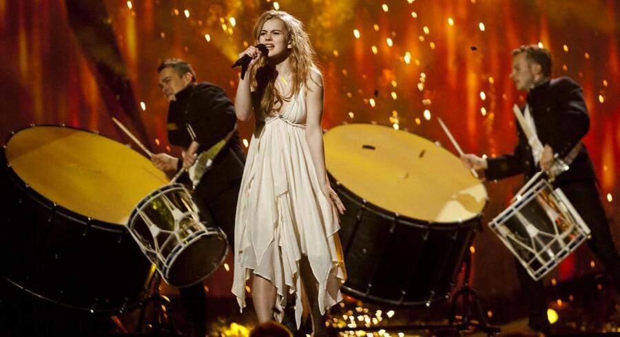 Emmelie de Forest sang MGP-titlen til Danmark, men Parken vil ikke være vært for arrangementet.