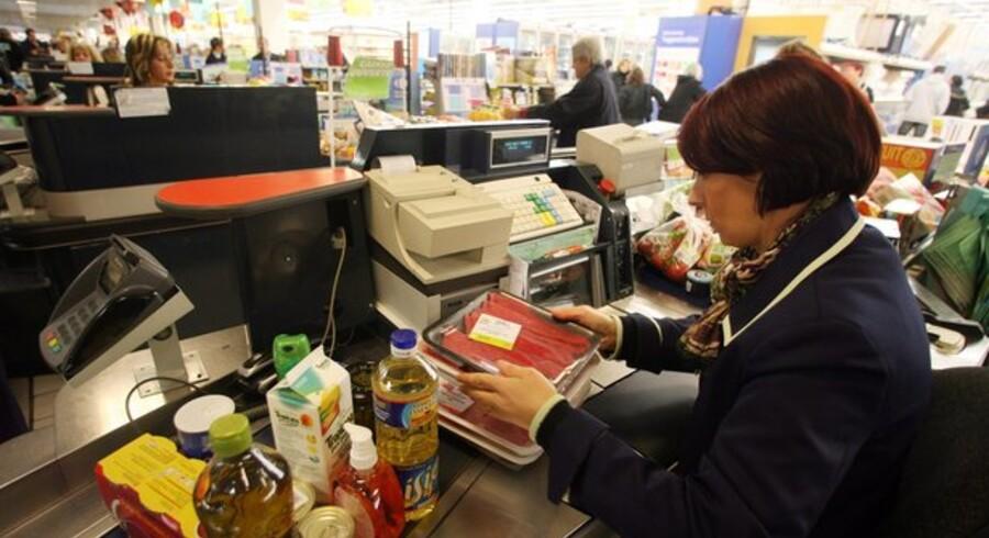 De norske forbrugere er ikke meget for at købe deres dagligvarer hos svenske ICA, men det skal lavere fødevarepriser rette op på.