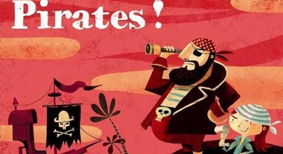 Pirates, 2-4 spillere fra 7 år, Anslået spiltid: Cirka 30 minutter