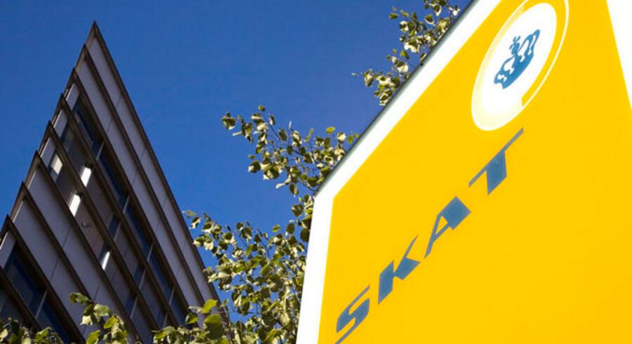 Færre usunde virksomheder bliver begæret konkurs på grund af skattegæld.