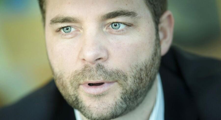 Skatteminister Morten Østergaard (R) modtager langt fra jubel fra de røde partier oven på sin udmelding om skattelettelser.
