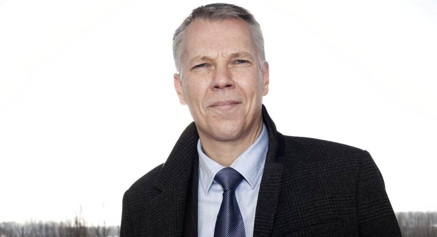 Alt kører fortsat efter planen, lover Lars Marcher, der er administrerende direktør hos Ambu.