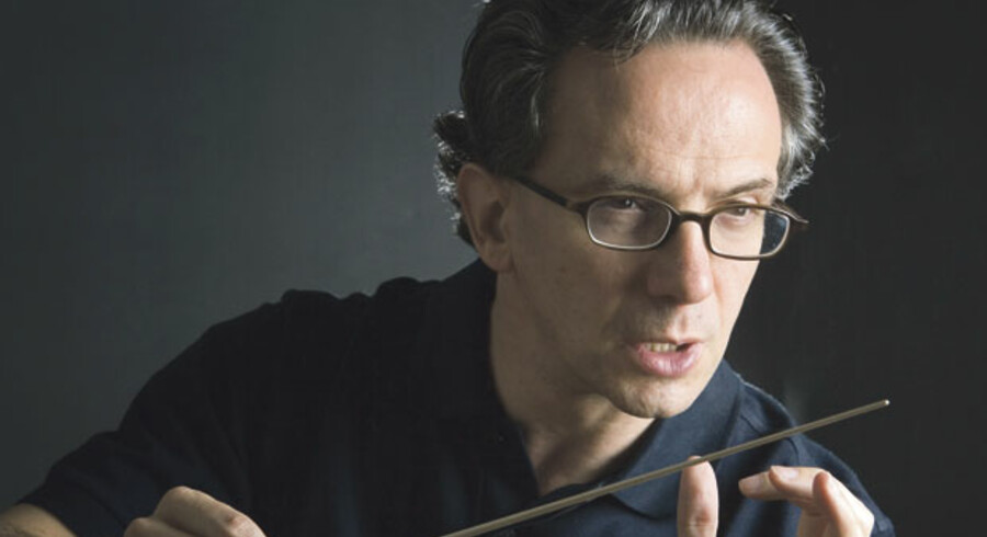 Fabio Luisi gjorde DR SymfoniOrkestrets sæsonåbning til en fest.