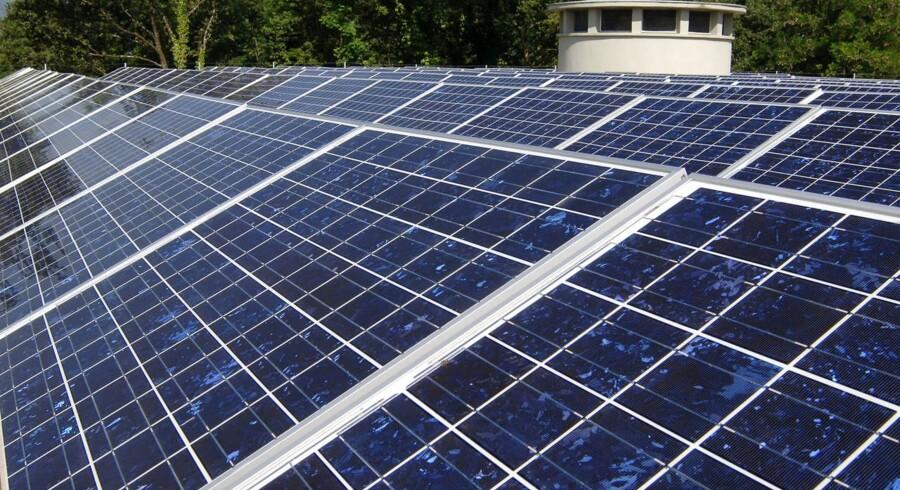 Siemens vil ikke længere satse på solenergi.