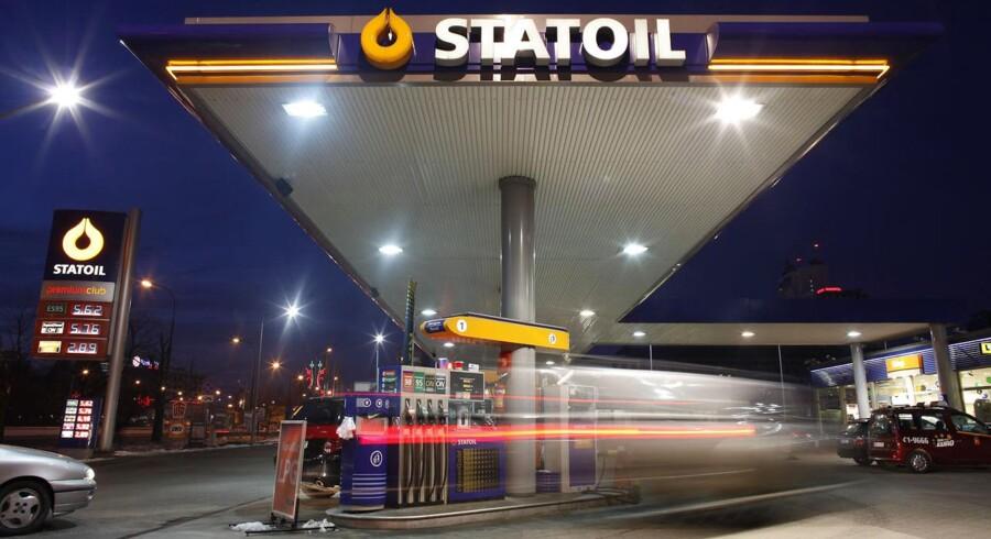 Statoil sælger sine benzintanke til en canadisk storspiller.
