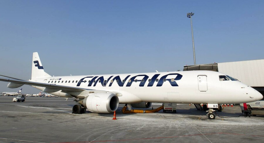 Finnair transporterede 829.700 passagerer i september