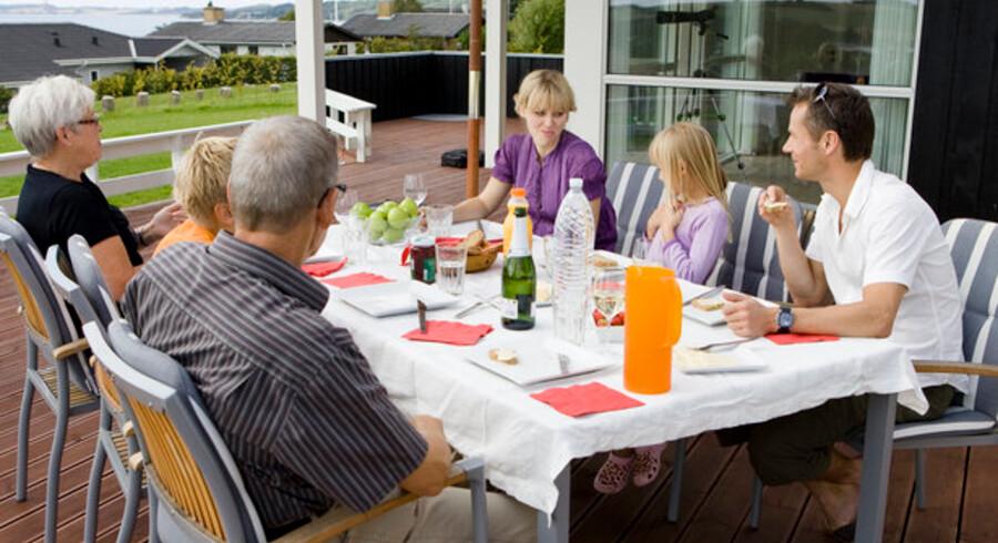Vi skal have lov til at bo hele året i sommerhuset, mener foreningen af fastboende sommerhusejere.