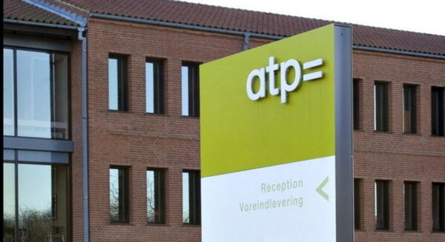 ATP har udbetalt i omegnen af 22 milliarder SP-kroner.