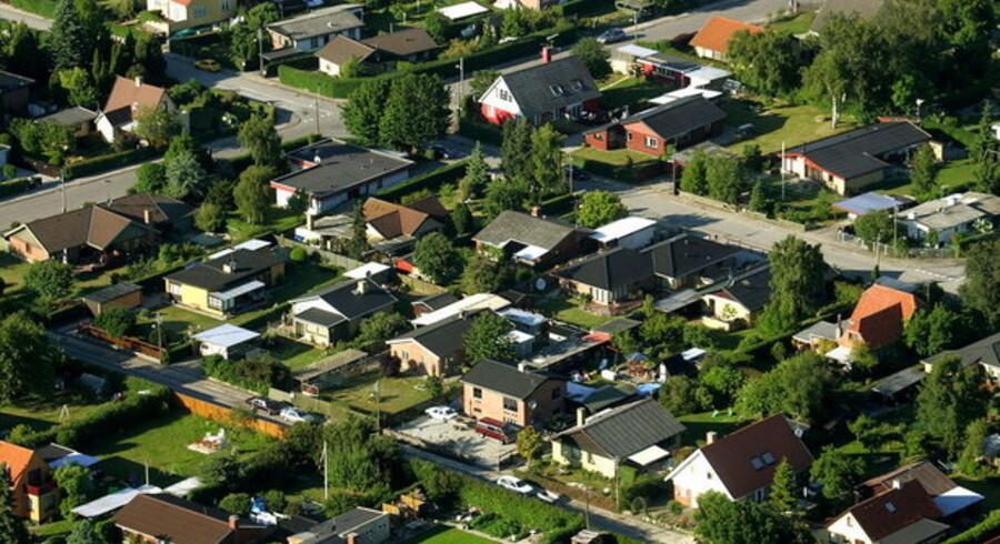 Danske boligkøbere er vilde med variabel rente.