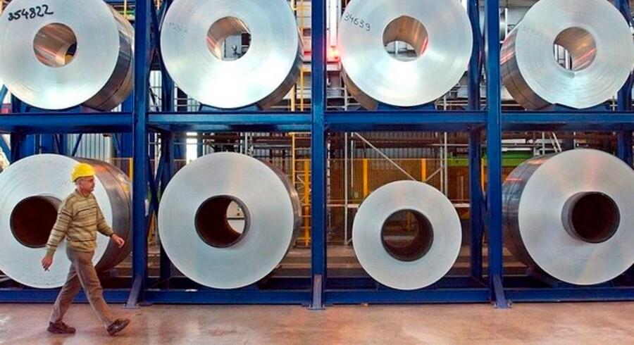 Aluminiumsgiganten Alcoa viste et resultat, der var bedre end det, analytikerne havde frygtet.